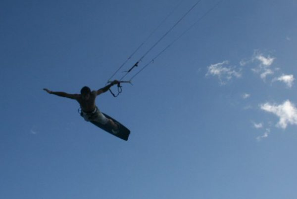 Advanced Kitesurfing Lessons Langebaan