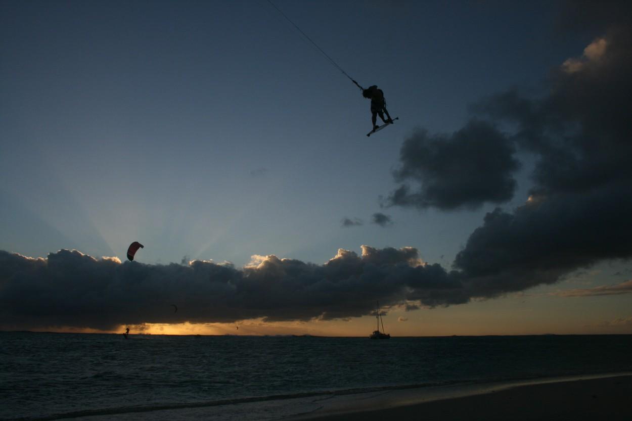 kitesurfing repairs