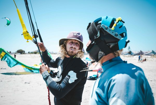 Kite lessons with personal instructor