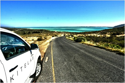Overlooking Sharkbay
