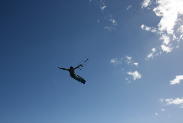 advanced kitesurfing lessons